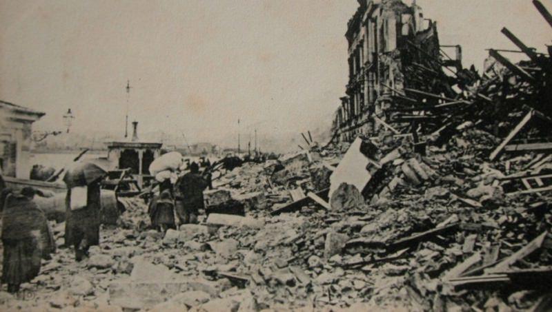 Terremoto e mafia: un binomio che conterebbe più di 161 mila vittime