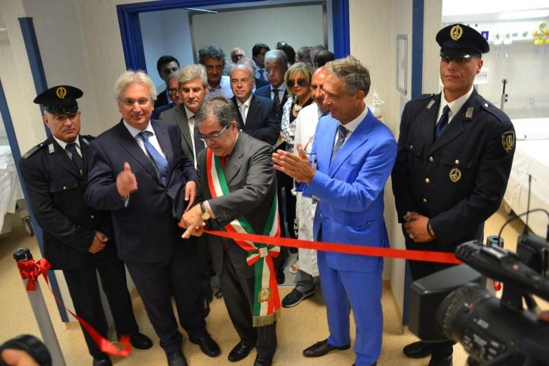Al Cannizzaro apre l'OBI alla presenza di Gucciardi