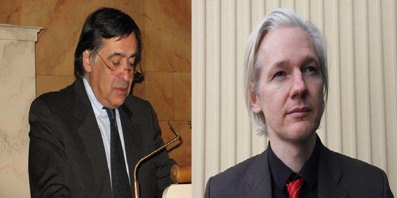 """Italia a 5 stelle, Orlando contro Assange: """"Insulta la memoria delle vittime di mafia"""""""