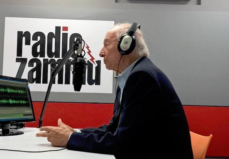"""""""Io Ministro dell'Istruzione? Ma per carità: troppe grane"""", Piero Angela a Radio Zammù"""