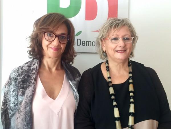 Albanella e Raia con i lavoratori Qè di Paternò a rischio licenziamento