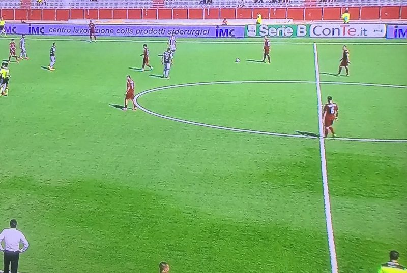 Trapani, 4 partite 4 pareggi. Anche contro l'Ascoli