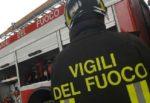 Vigile del fuoco positivo, è in quarantena: tampone e isolamento per 22 colleghi