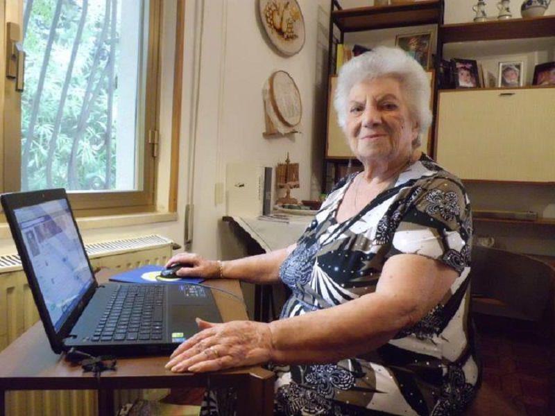 """""""Ho scoperto Facebook a 98 anni, è meraviglioso"""""""