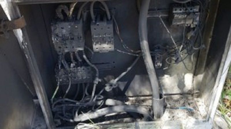 Siracusa: salta quadro elettrico, ustionati 2 operai