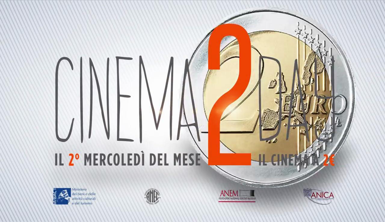 Cinema2Day, la voglia di grande schermo è tornata!