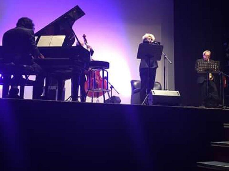 """Rossana Casale: """"Che emozione cantare Giorgio Gaber e la sua poesia"""""""
