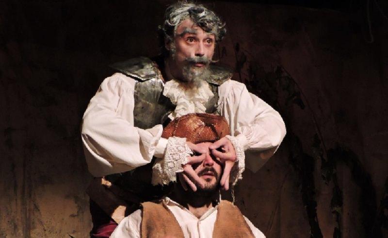 Coppia Santi-Russo fa rivivere con successo immortale storia di Don Chisciotte e Sancio Panza