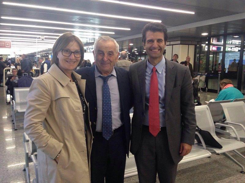 Misterbianco, Di Guardo vola a Roma e incontra ministro per l'Ambiente: è la svolta?