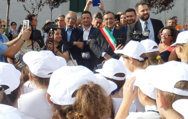 Palermo inaugurato nuovo giardino pubblico