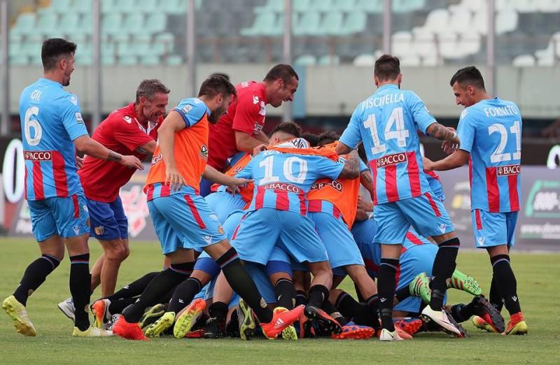 Il Catania e il 'problema del gol': evitare che le rose siano già sbocciate