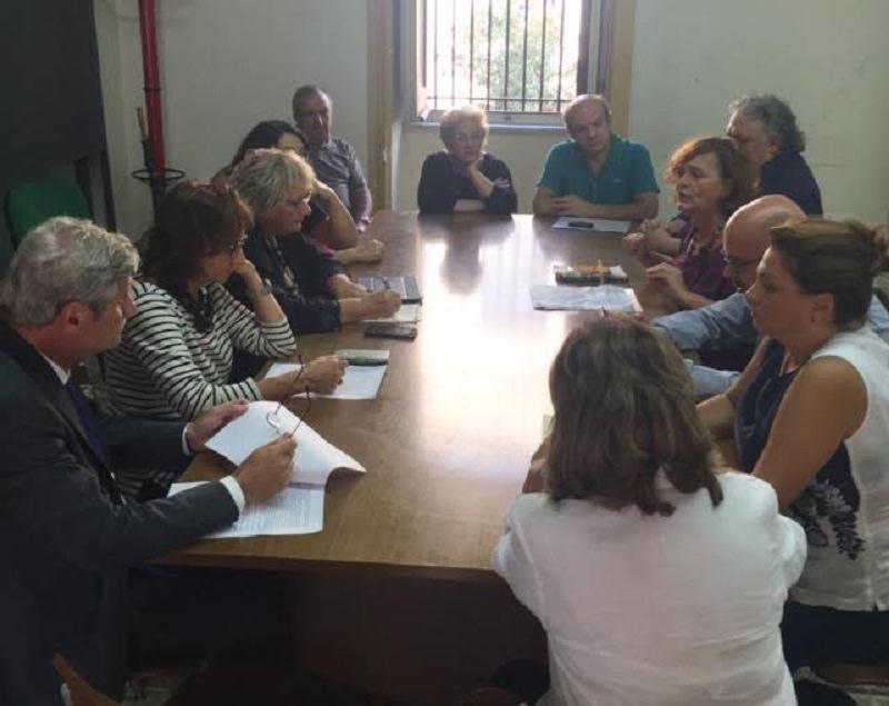 Disagio abitativo affrontato oggi con deputazione catanese