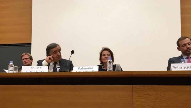 A Parigi Leoluca Orlando relatore sull'accoglienza