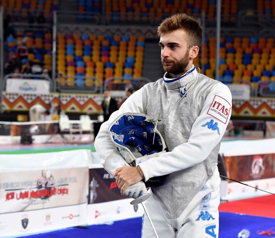 Quinto posto per Daniele Garozzo tra rammarico e soddisfazione!