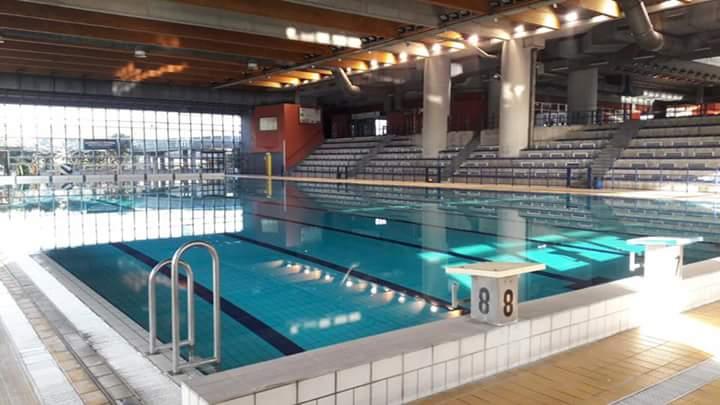 Riaperta la piscina comunale di Nesima