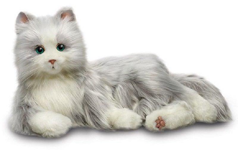In commercio i gatti robot contro la solitudine