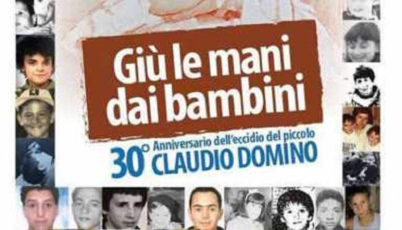 Palermo ha ricordato il piccolo Claudio nel 30° della morte