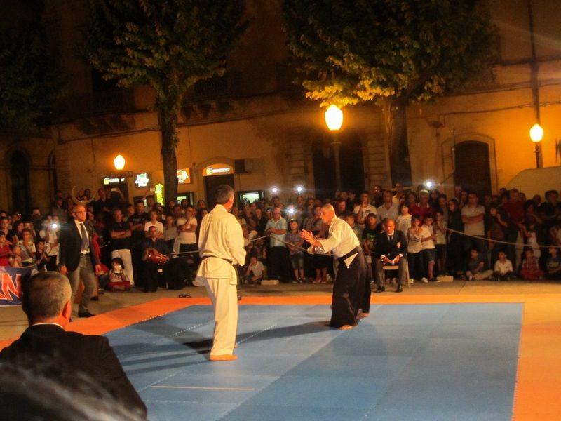 Karate-Aikido, la prima sfida in Italia finisce con un pareggio. VIDEO