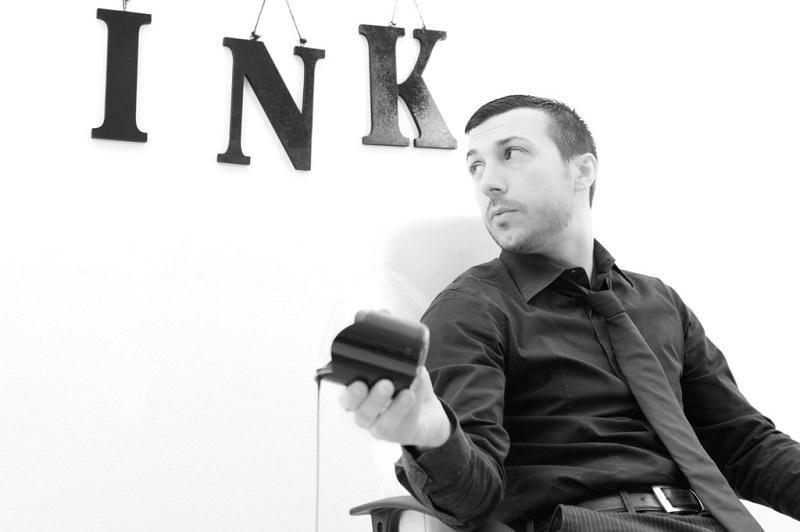 """""""Inkispiration"""": a Scicli Valerio Tagliacarne spiega la strada per il successo"""