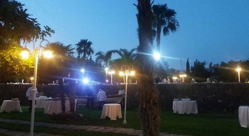 Catania, ricevimento nuziale con Polizia in sala
