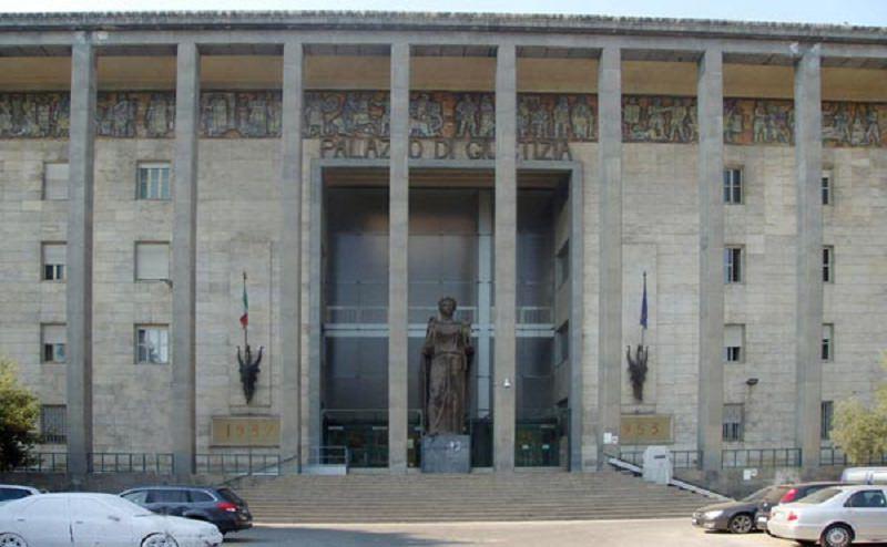 Vertici Sac in visita ufficiale al palazzo di giustizia