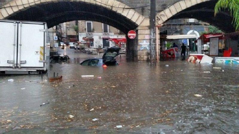 Catania allagata, le motivazioni del problema