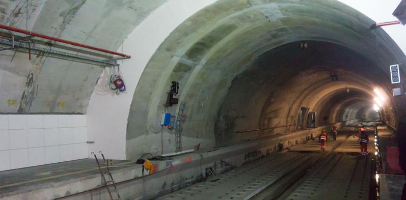 Tecnis: a febbraio la consegna di metropolitana e ospedale San Marco