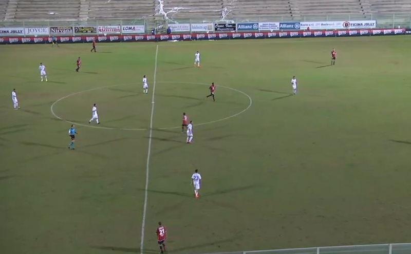 Taranto 0-0 Catania, triplice fischio. Rivivi la diretta testuale