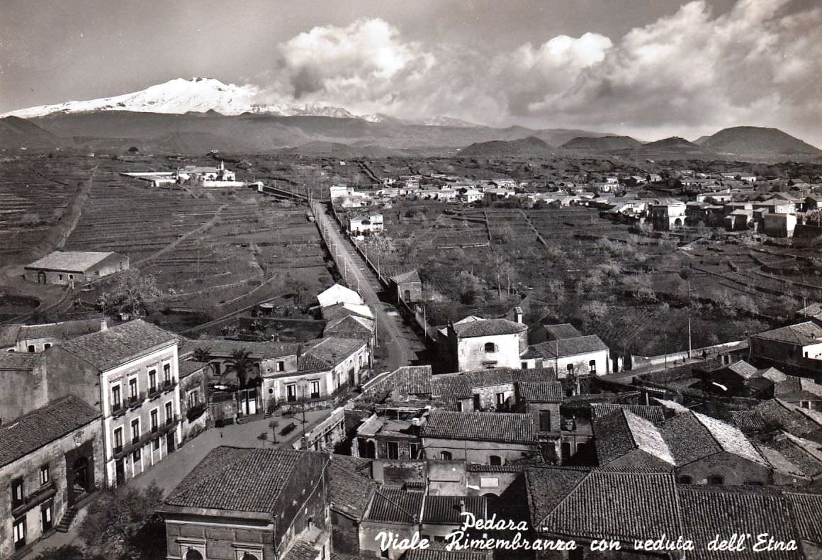 Etna, un vero e proprio marchio pubblicitario