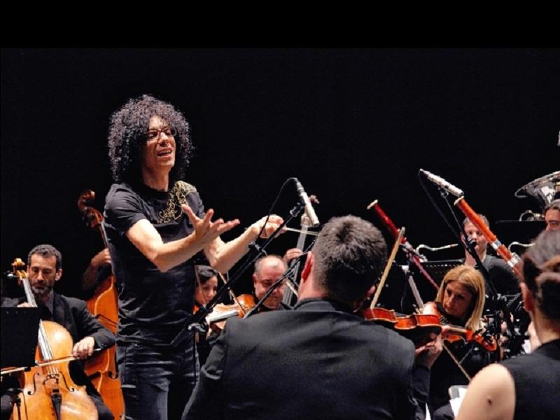 Il maestro Giovanni Allevi torna a Catania: dirigerà il concerto di Natale