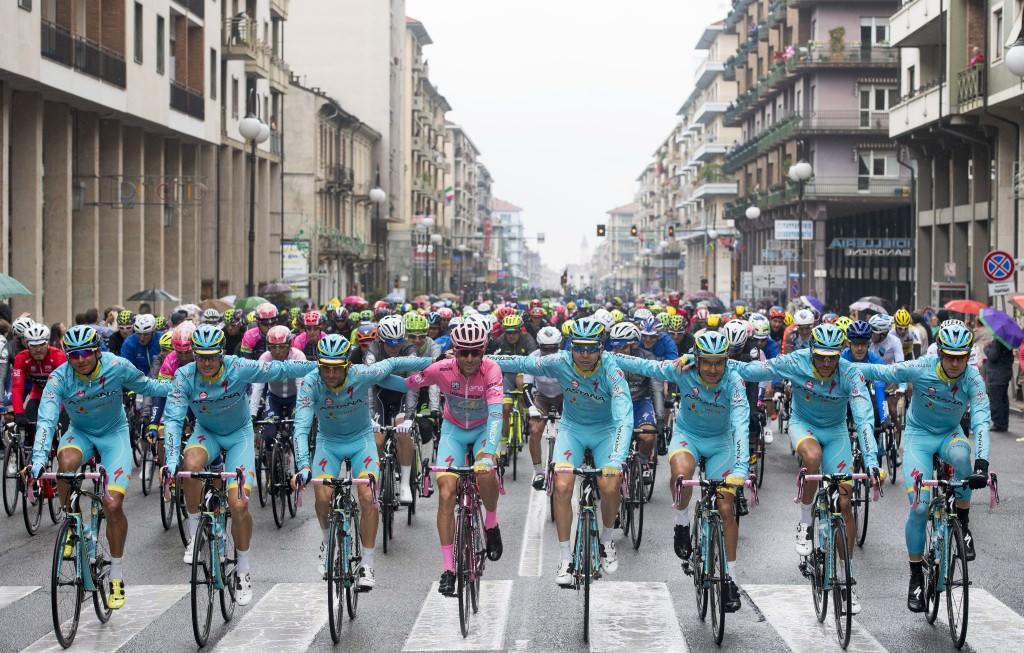 Giro d'Italia 2017: previste due tappe siciliane