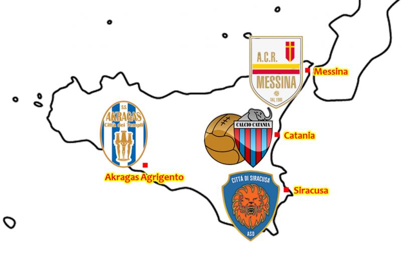 Lega pro, squadre siciliane a caccia di vittorie