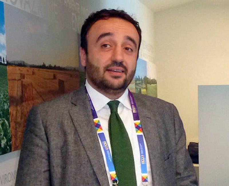 Salvatore Parlato è il nuovo assessore al Bilancio del Comune di Catania