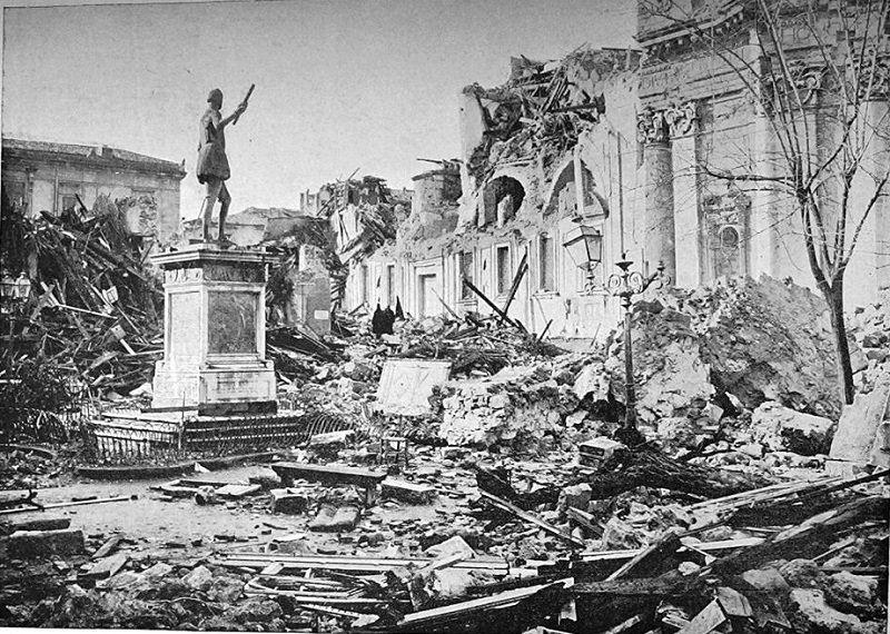 Tutti i terremoti, noti e meno noti, che hanno colpito la Sicilia a partire dal XX secolo