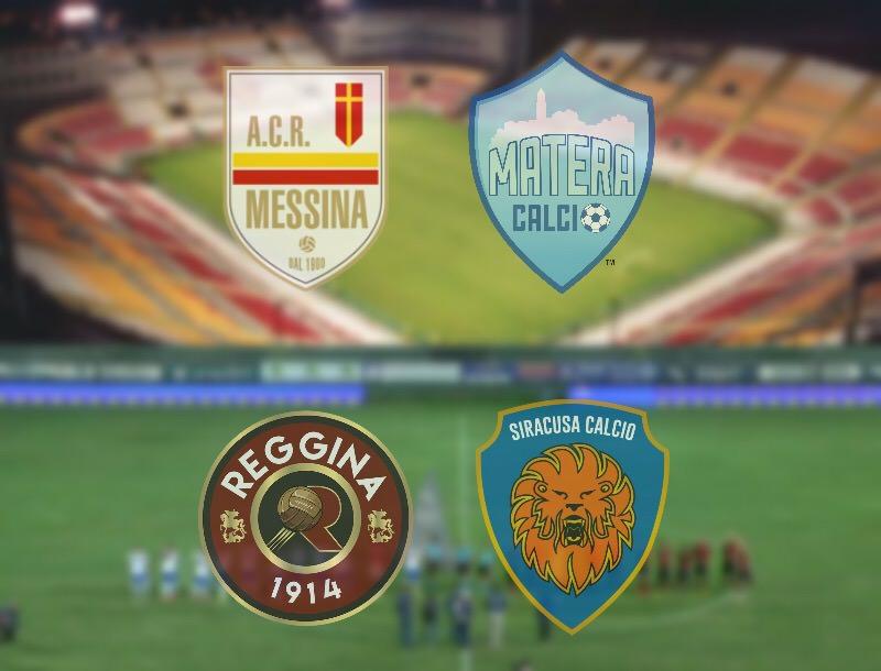 Lega Pro, il Matera frena a Messina, che colpaccio del Siracusa!