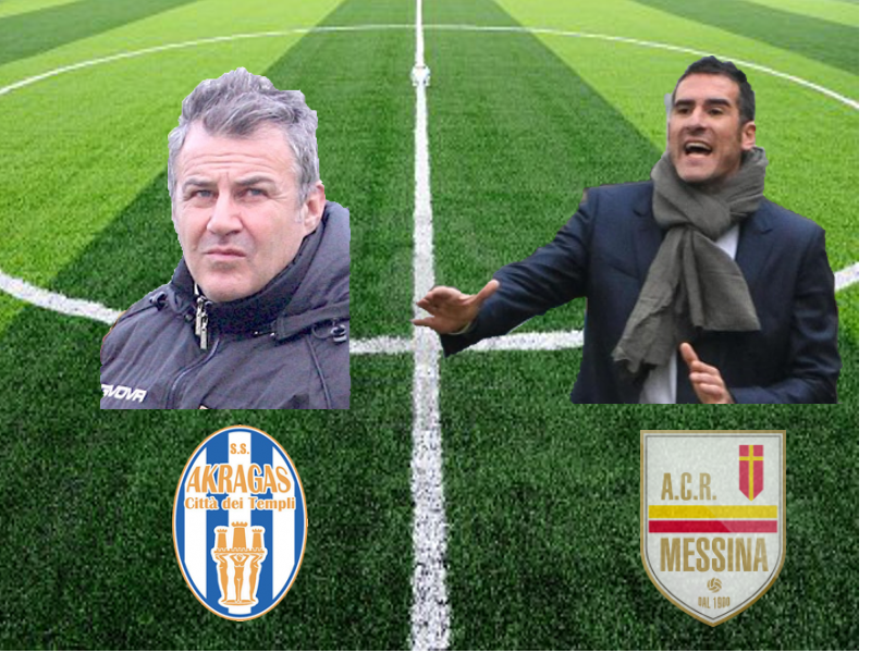 """L'Akragas nella fortezza, il Messina tenta lo sgambetto: le statistiche del derby dicono """"pari"""""""