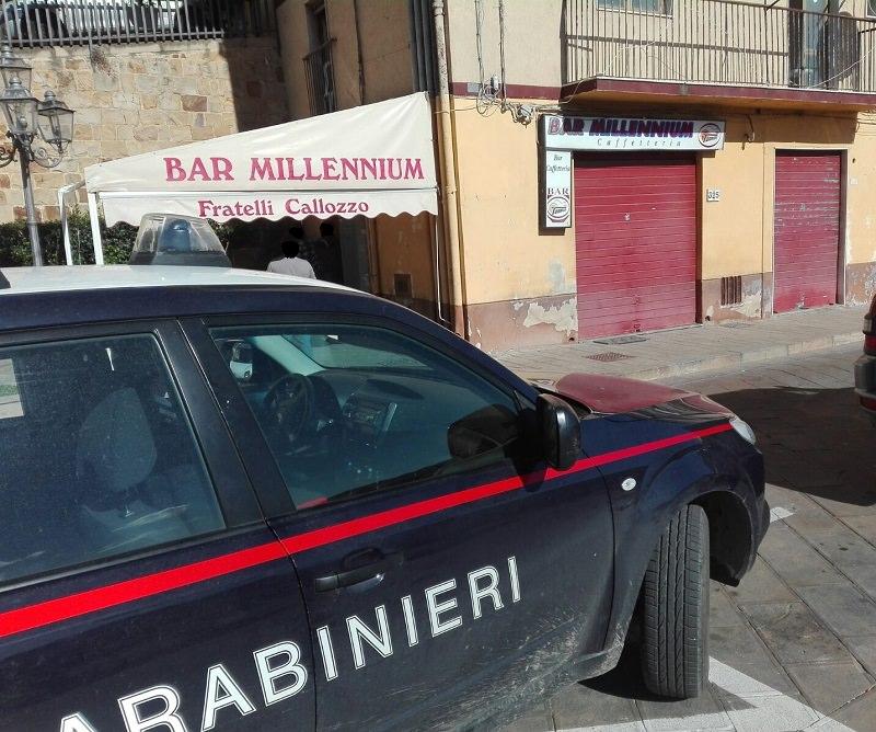 Chiuso bar a Gagliano Castelferrato per motivi di sicurezza