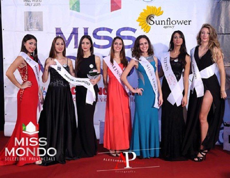 Siracusa, 7 ragazze finaliste nel concorso provinciale Miss Mondo