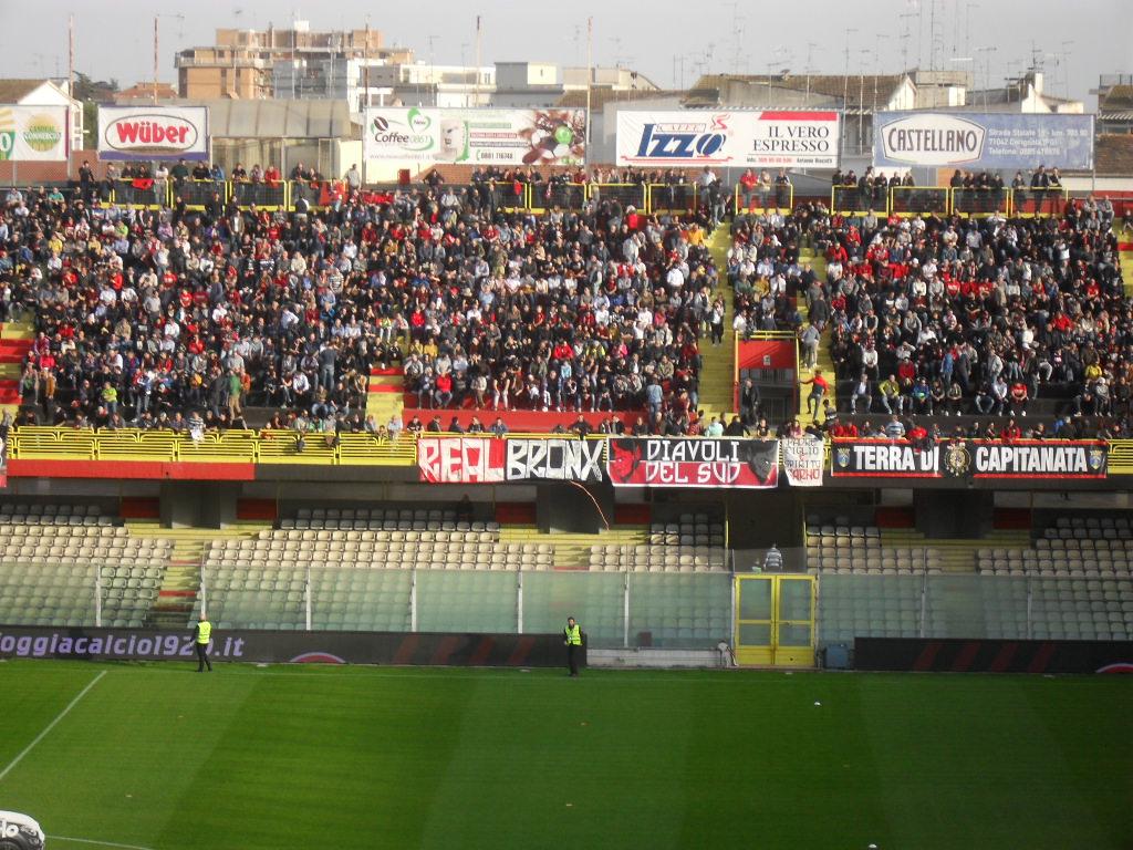 LIVE: Foggia 0-0 Catania, rivivi la cronaca testuale