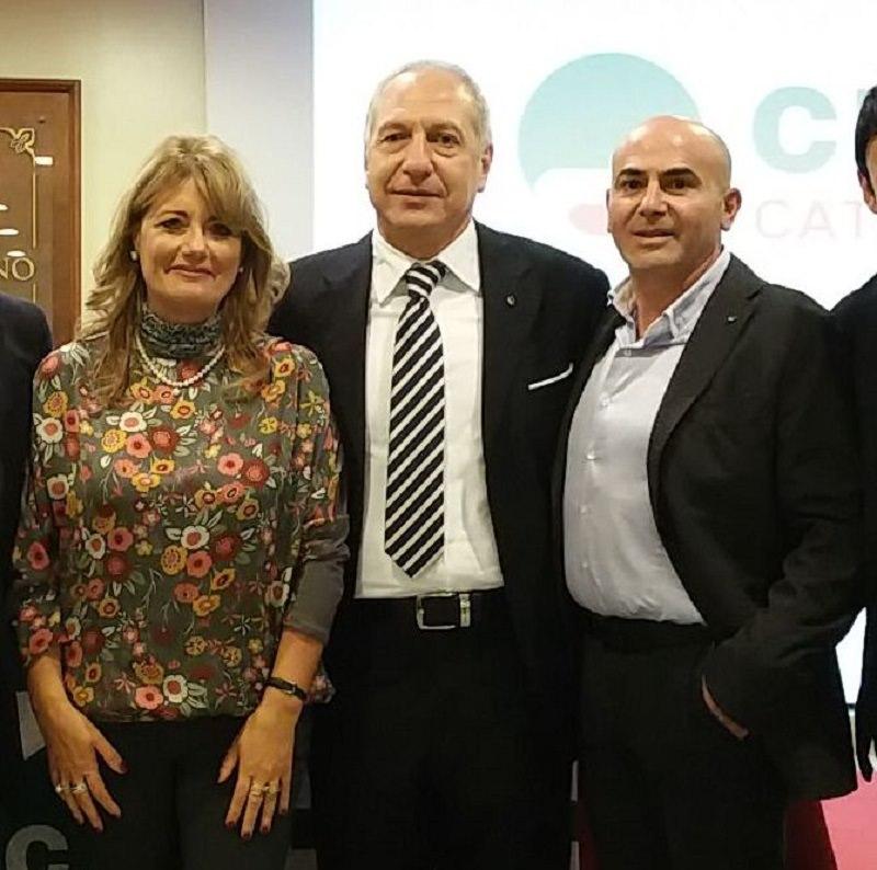 La Cisl di Catania ha un nuovo segretario generale: Maurizio Attanasio
