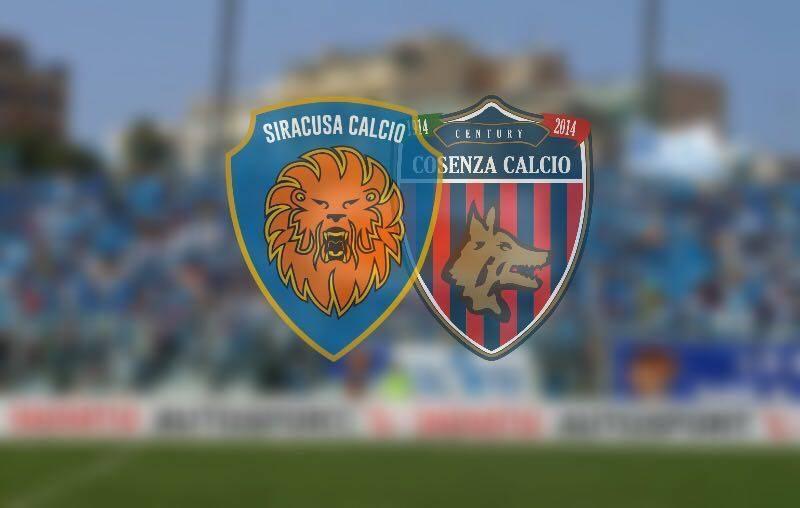 Siracusa Cosenza 1-0, 3 punti fondamentali conquistati al De Simone