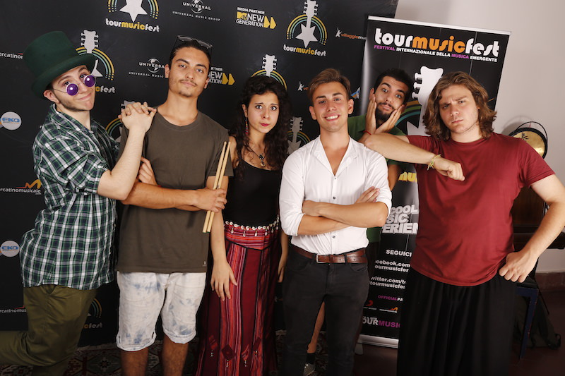 "I messinesi ""Blallo Band"" in finale a Roma per il Tour Music Fest"
