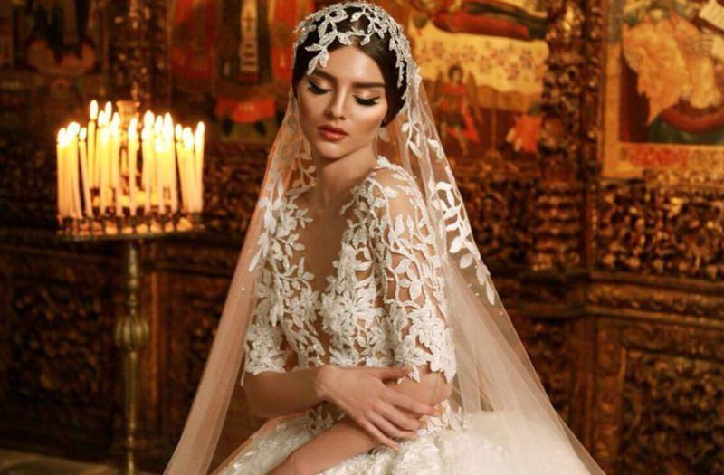 L'arte dell'abito da sposa spiegata da Amelia Casablanca