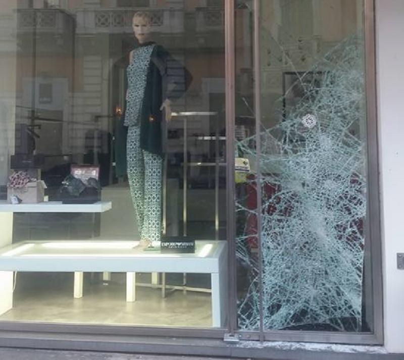 """Altra vetrina spaccata a Catania: è la volta della """"Bottega di Ennio"""""""
