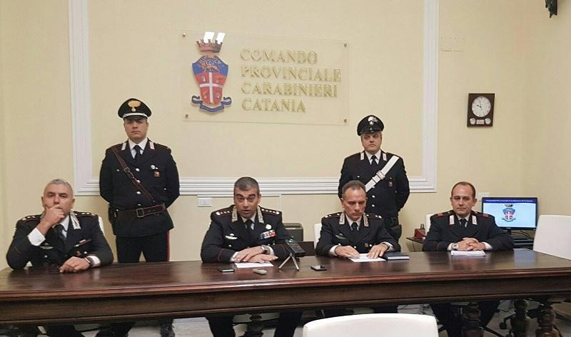 Trema la cupola Santapaola-Ercolano, sei arresti per estorsione. IL VIDEO