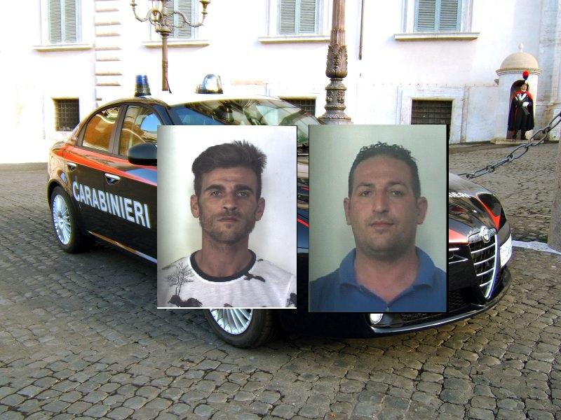 Rubano soldi, pc, cellulari e orologi: arrestati due fratelli ladri seriali e recidivi