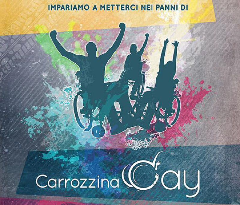"""Sabato e domenica a Palermo il primo """"Carrozzina Day"""""""