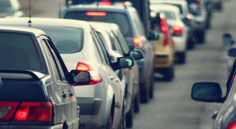 Traffico in tilt sulla S.S. 114 in direzione Acireale: rallentamenti causa lavori