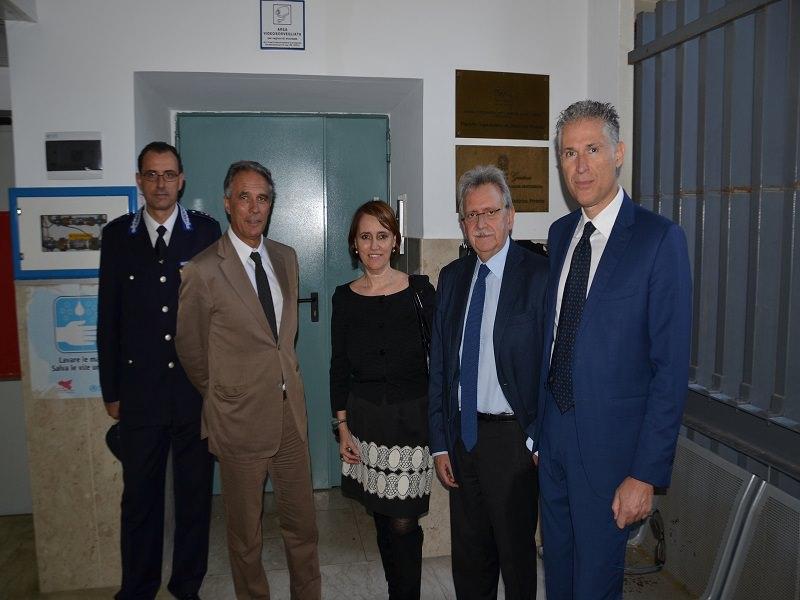 Visita del Garante nazionale per i diritti dei detenuti al Cannizzaro di Catania