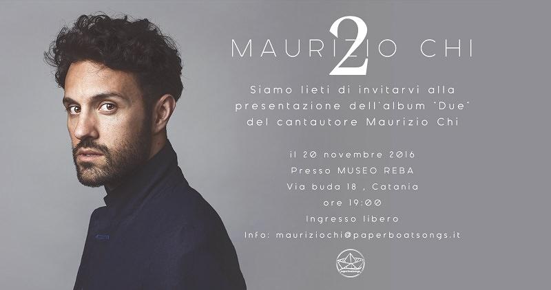 L'album di debutto di Maurizio Chi dedicato al compagno